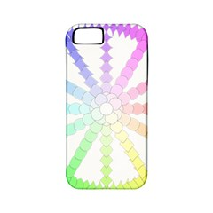 Polygon Evolution Wheel Geometry Apple Iphone 5 Classic Hardshell Case (pc+silicone) by Amaryn4rt