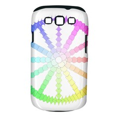 Polygon Evolution Wheel Geometry Samsung Galaxy S Iii Classic Hardshell Case (pc+silicone) by Amaryn4rt
