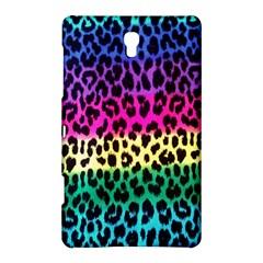 Cheetah Neon Rainbow Animal Samsung Galaxy Tab S (8 4 ) Hardshell Case  by Alisyart
