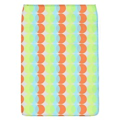 Circles Orange Blue Green Yellow Flap Covers (l)  by Alisyart