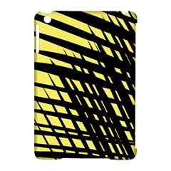 Doodle Shapes Large Scratched Included Apple Ipad Mini Hardshell Case (compatible With Smart Cover) by Alisyart