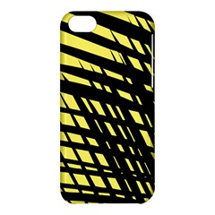 Doodle Shapes Large Scratched Included Apple Iphone 5c Hardshell Case by Alisyart