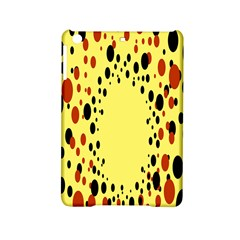 Gradients Dalmations Black Orange Yellow Ipad Mini 2 Hardshell Cases by Alisyart