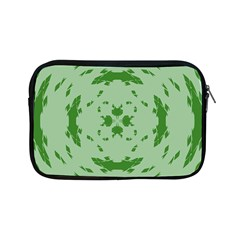 Green Hole Apple Ipad Mini Zipper Cases by Alisyart