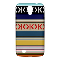 Original Code Rainbow Color Chevron Wave Line Samsung Galaxy Mega 6 3  I9200 Hardshell Case by Alisyart
