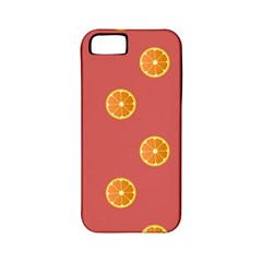 Oranges Lime Fruit Red Circle Apple Iphone 5 Classic Hardshell Case (pc+silicone) by Alisyart