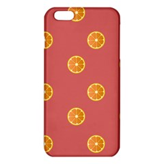 Oranges Lime Fruit Red Circle Iphone 6 Plus/6s Plus Tpu Case by Alisyart