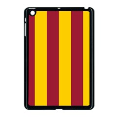 Red Yellow Flag Apple Ipad Mini Case (black) by Alisyart
