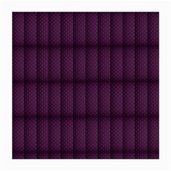 Plaid Purple Medium Glasses Cloth by Alisyart