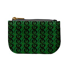 Abstract Pattern Graphic Lines Mini Coin Purses by Amaryn4rt