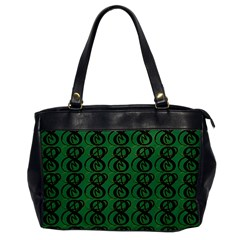 Abstract Pattern Graphic Lines Office Handbags by Amaryn4rt