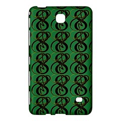 Abstract Pattern Graphic Lines Samsung Galaxy Tab 4 (8 ) Hardshell Case  by Amaryn4rt