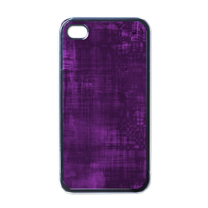 Background Wallpaper Paint Lines Apple iPhone 4 Case (Black)