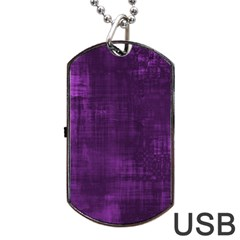 Background Wallpaper Paint Lines Dog Tag Usb Flash (one Side) by Amaryn4rt