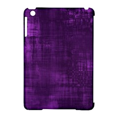 Background Wallpaper Paint Lines Apple Ipad Mini Hardshell Case (compatible With Smart Cover) by Amaryn4rt