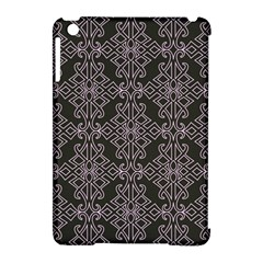 Line Geometry Pattern Geometric Apple Ipad Mini Hardshell Case (compatible With Smart Cover) by Amaryn4rt