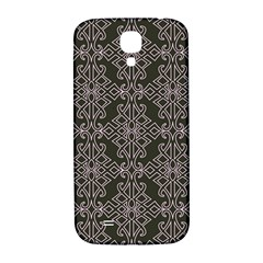 Line Geometry Pattern Geometric Samsung Galaxy S4 I9500/i9505  Hardshell Back Case by Amaryn4rt