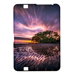 Landscape Reflection Waves Ripples Kindle Fire Hd 8 9  by Amaryn4rt