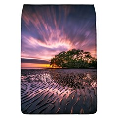 Landscape Reflection Waves Ripples Flap Covers (l)  by Amaryn4rt