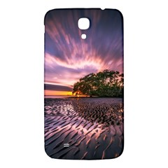 Landscape Reflection Waves Ripples Samsung Galaxy Mega I9200 Hardshell Back Case by Amaryn4rt