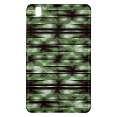 Stripes Camo Pattern Print Samsung Galaxy Tab Pro 8 4 Hardshell Case by dflcprints