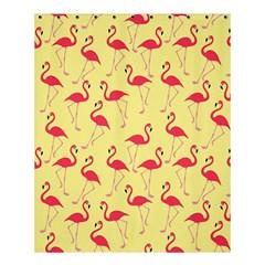 Flamingo Pattern Shower Curtain 60  X 72  (medium)  by Valentinaart