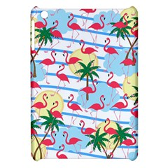 Flamingo Pattern Apple Ipad Mini Hardshell Case by Valentinaart