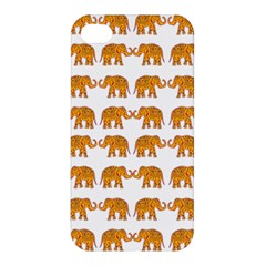 Indian Elephant  Apple Iphone 4/4s Hardshell Case by Valentinaart