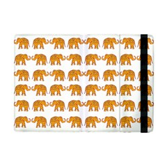 Indian Elephant  Apple Ipad Mini Flip Case by Valentinaart