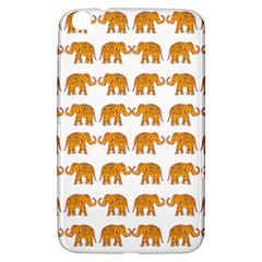Indian Elephant  Samsung Galaxy Tab 3 (8 ) T3100 Hardshell Case  by Valentinaart