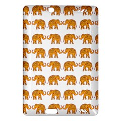 Indian Elephant  Amazon Kindle Fire Hd (2013) Hardshell Case by Valentinaart
