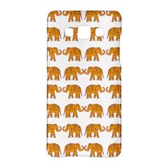 Indian Elephant  Samsung Galaxy A5 Hardshell Case  by Valentinaart