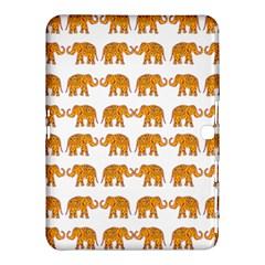 Indian Elephant  Samsung Galaxy Tab 4 (10 1 ) Hardshell Case  by Valentinaart
