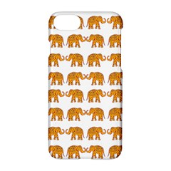 Indian Elephant  Apple Iphone 7 Hardshell Case by Valentinaart