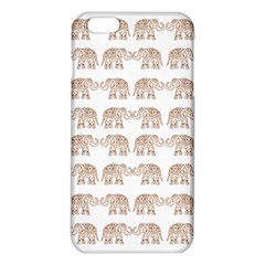 Indian Elephant Iphone 6 Plus/6s Plus Tpu Case by Valentinaart