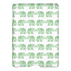 Indian Elephant Pattern Samsung Galaxy Tab S (10 5 ) Hardshell Case  by Valentinaart