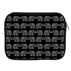 Indian Elephant Pattern Apple Ipad 2/3/4 Zipper Cases by Valentinaart
