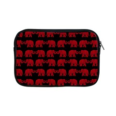 Indian Elephant Pattern Apple Ipad Mini Zipper Cases by Valentinaart