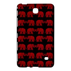Indian Elephant Pattern Samsung Galaxy Tab 4 (7 ) Hardshell Case  by Valentinaart