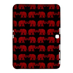 Indian Elephant Pattern Samsung Galaxy Tab 4 (10 1 ) Hardshell Case  by Valentinaart