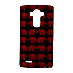 Indian Elephant Pattern Lg G4 Hardshell Case by Valentinaart