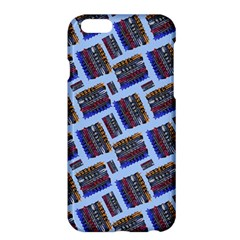 Abstract Pattern Seamless Artwork Apple Iphone 6 Plus/6s Plus Hardshell Case by Amaryn4rt