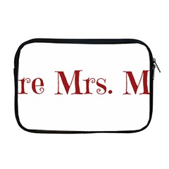 Future Mrs  Moore Apple Macbook Pro 17  Zipper Case by badwolf1988store