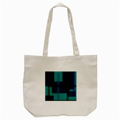 Boxes Abstractly Tote Bag (cream) by Amaryn4rt