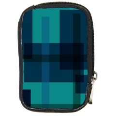 Boxes Abstractly Compact Camera Cases by Amaryn4rt