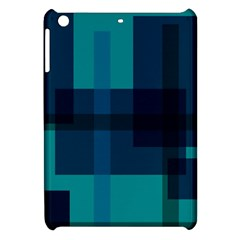 Boxes Abstractly Apple Ipad Mini Hardshell Case by Amaryn4rt
