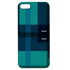 Boxes Abstractly Apple Iphone 5 Hardshell Case With Stand by Amaryn4rt