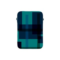 Boxes Abstractly Apple Ipad Mini Protective Soft Cases by Amaryn4rt