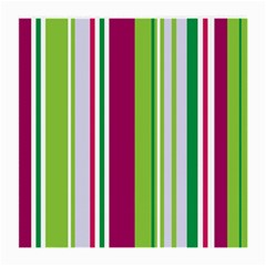 Beautiful Multi Colored Bright Stripes Pattern Wallpaper Background Medium Glasses Cloth by Amaryn4rt