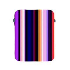 Fun Striped Background Design Pattern Apple Ipad 2/3/4 Protective Soft Cases by Amaryn4rt